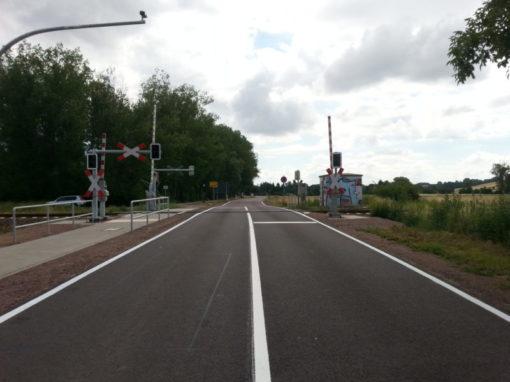 BLILI km 2,680, km 4,892, km 5,321 in Halberstadt