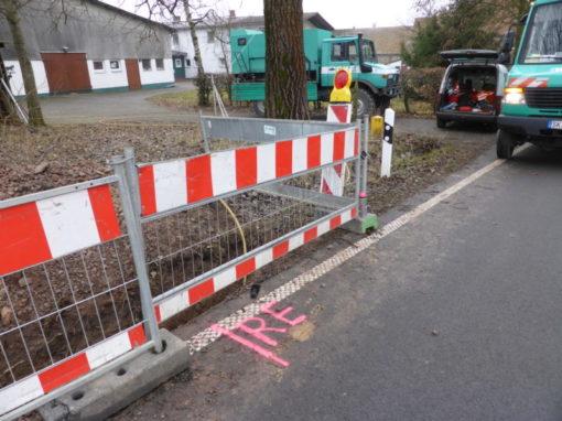 Reparatur Breitbandleerrohre in Bad Arolsen